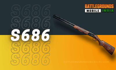 BGMI S686 Weapon