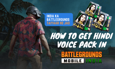 How to Get Hindi Voice in BGMI