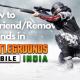 How to Unfriend/Remove Friends in BGMI