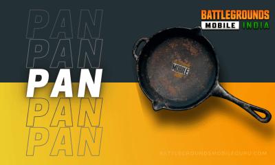 BGMI Pan Weapon