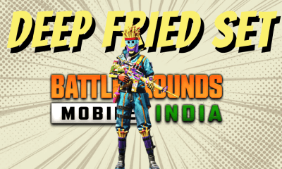 How to Get Deep Fried Set in BGMI