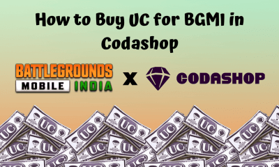 How to Buy UC for BGMI Using Codashop