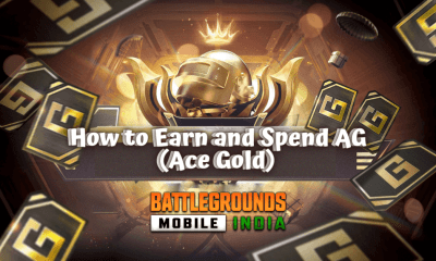 How to Get AG in BGMI