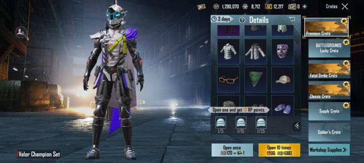 Open Once - How to Get Premium Crate Coupons in BGMI