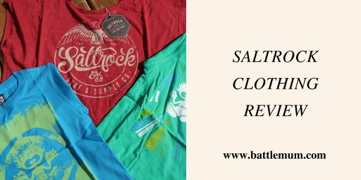 Saltrock t-shirts review