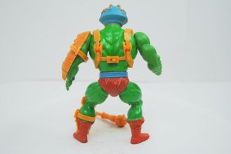 "First release ""red dot"" Man-At-Arms"
