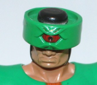 Manufactured in Mexico version - slightly angrier looking, smaller chin, sharper details
