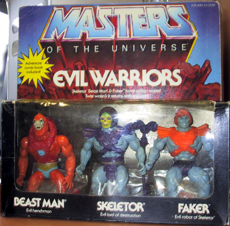 evil warriors better