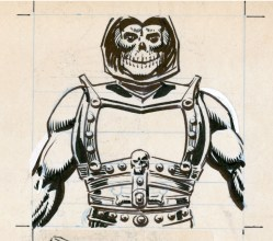 Image Source: The Art of He-Man/Power and Honor Foundation