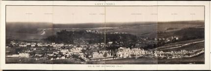 Panorama de St. Mihiel, 12 Septembre, 1918