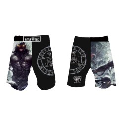 Mega Beast Beast Fight Shorts by Battle Tek Athletics Are Perfect For Training, MMA And Grappling Sports