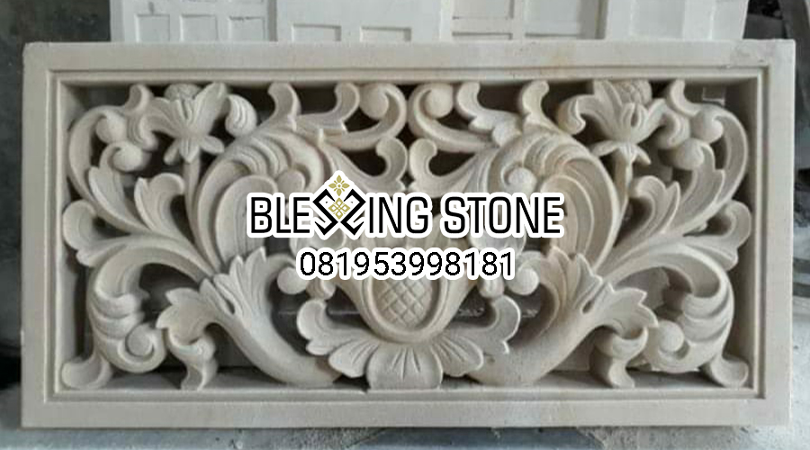Blessing Stone Jual Batu Paras Ukir Jogja Terbaik