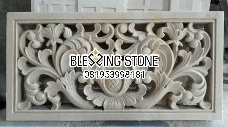 Blessing Stone Jual Batu Paras Ukir Jogja