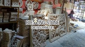 40 Produk Ukiran Batu Alam Batu Paras | Murah Terbaik dan Indah