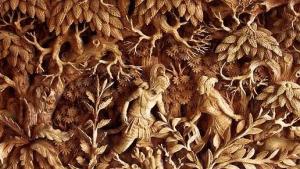 Fungsi dan Teknik Seni Ukir – Batu Paras Ukir