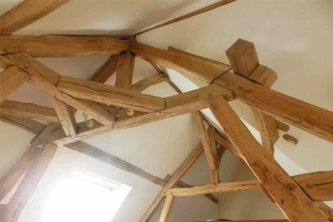 charpente traditionnelle renovation artisan Essonne