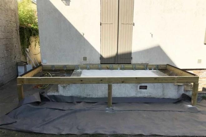 aménagement extérieur en bois entreprise 94