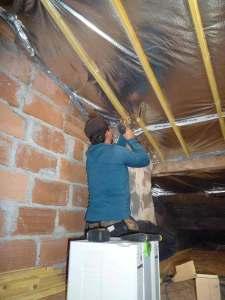 entreprise aménagement combles et isolation batyr artisan charpentier 91