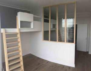 aménagement intérieur original chambre enfant paris