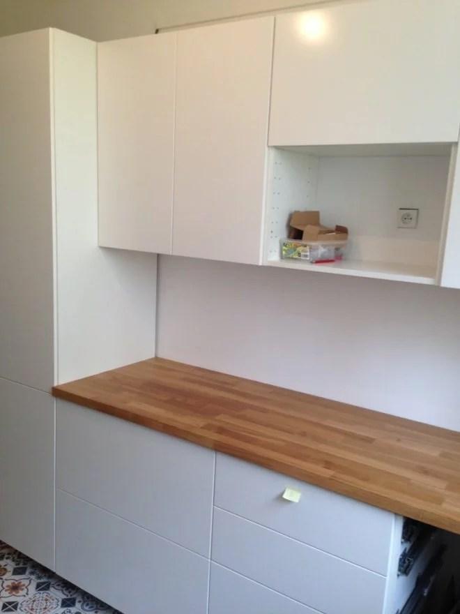 Aménagement intérieur pose de cuisine paris