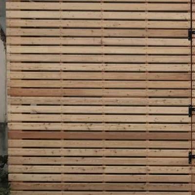 Bardage et construction en bois extérieur batyr