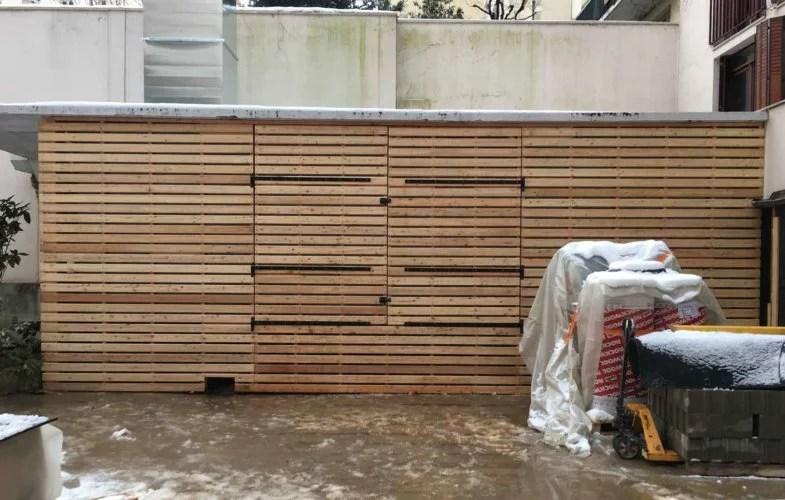 pose bardage et construction en bois batyr 91