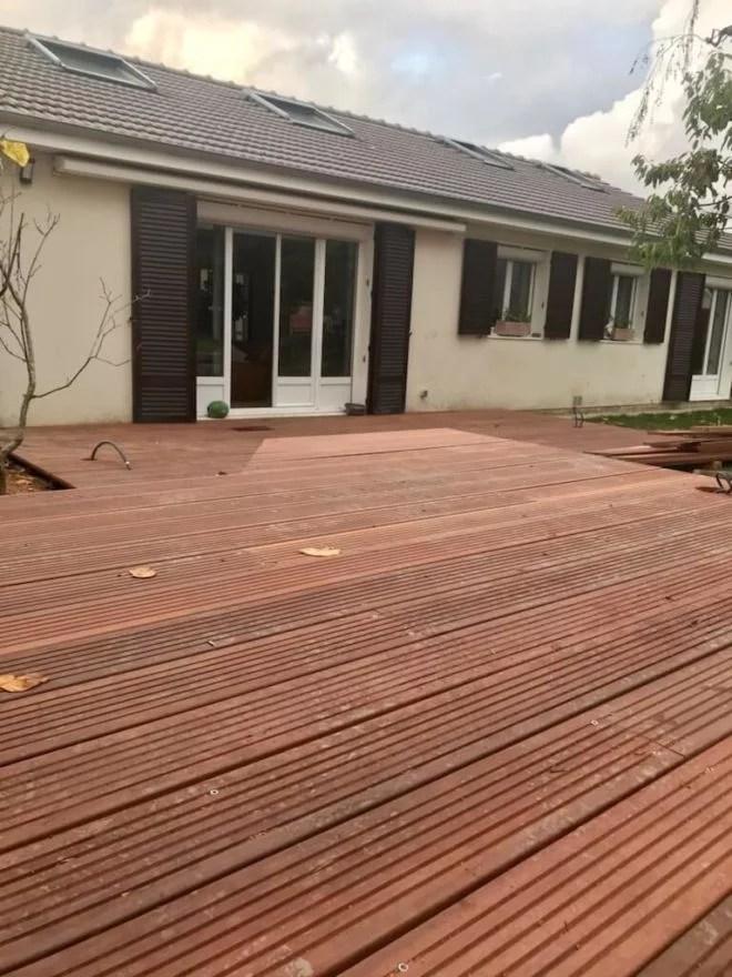 lames de terrasse bois exotique pose batyr 91