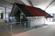 Bemusterung - Dachformen und - farben