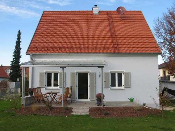 Siedlungshaus Modernisieren altbau 2009 | sonnenstraße - germering | gisela kienzle