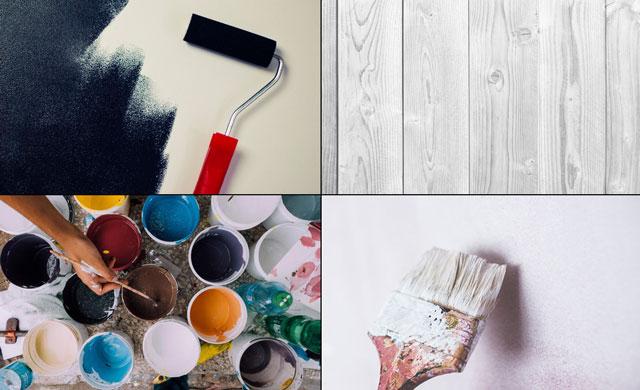Maler und Lackierarbeiten