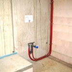 2015-10-15 Sanitär Installation