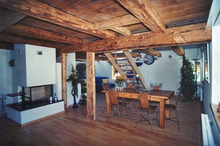 Bauart Umbau Bauernhaus