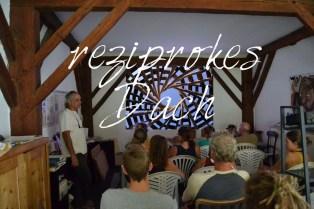 Workshop Reziprokes Dach Strohballenbau