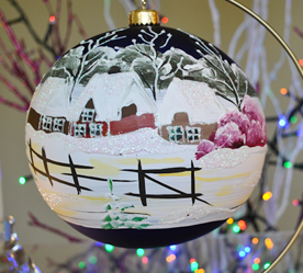 Beautiful Christmas Baubles For Your