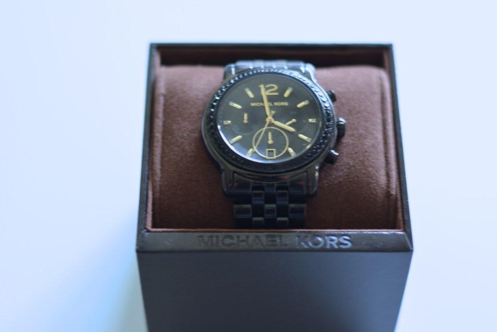 "Michael Kors ""Baisley"" watch"