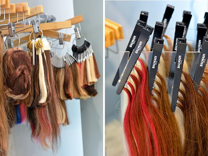 Hair Extension Bar