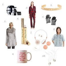 Holiday Gift Ideas- For Her