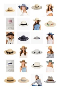 A Straw Hat for Everyone This Summer