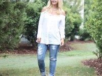 Off the Shoulder Tops – Under $50