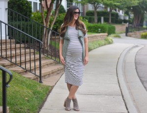 One of my Favorite Maternity Looks