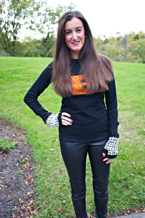 DIY Cincinnati Bengals Shirt