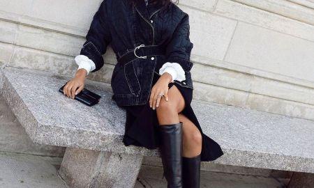 influencer janelle marie floyd winter essentials