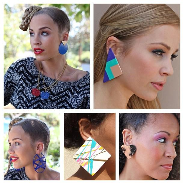Eccentric Earrings