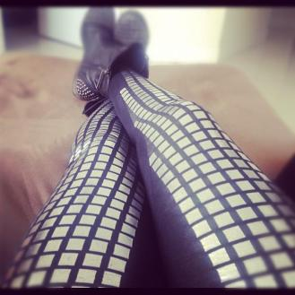 More fashionable tights.