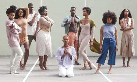 group of black women baues