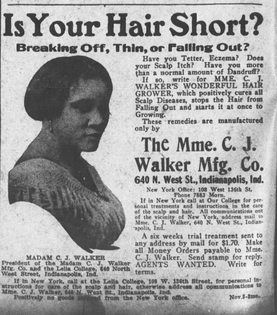 Madam CJ Walker - newspaper ad.jpg