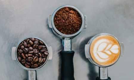 make coffee at home