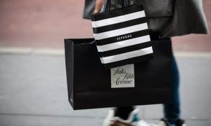 sephora shopping bag