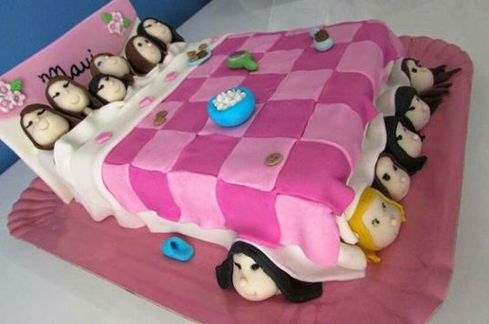 festa do pijama
