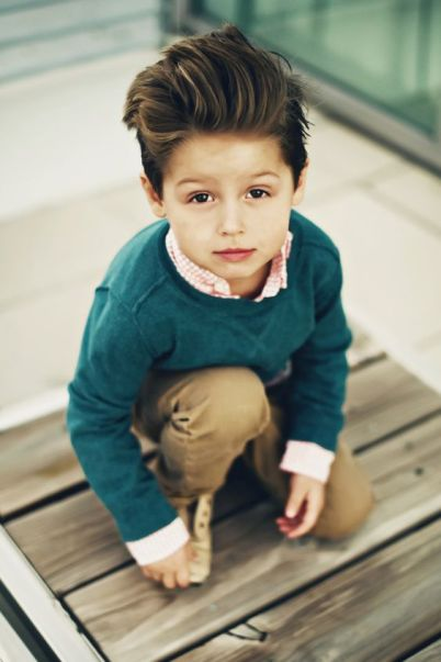 corte de cabelo para meninos